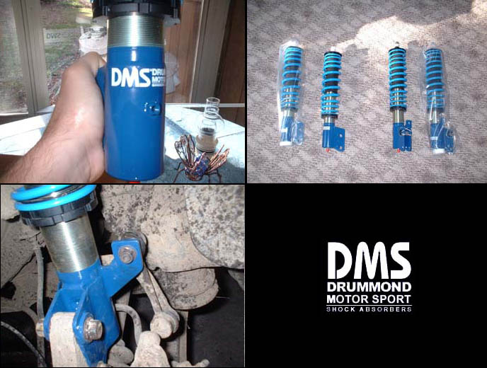 Legacy Central -- DMS 40mm Coilover